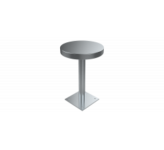Floor Mounted Security Stool