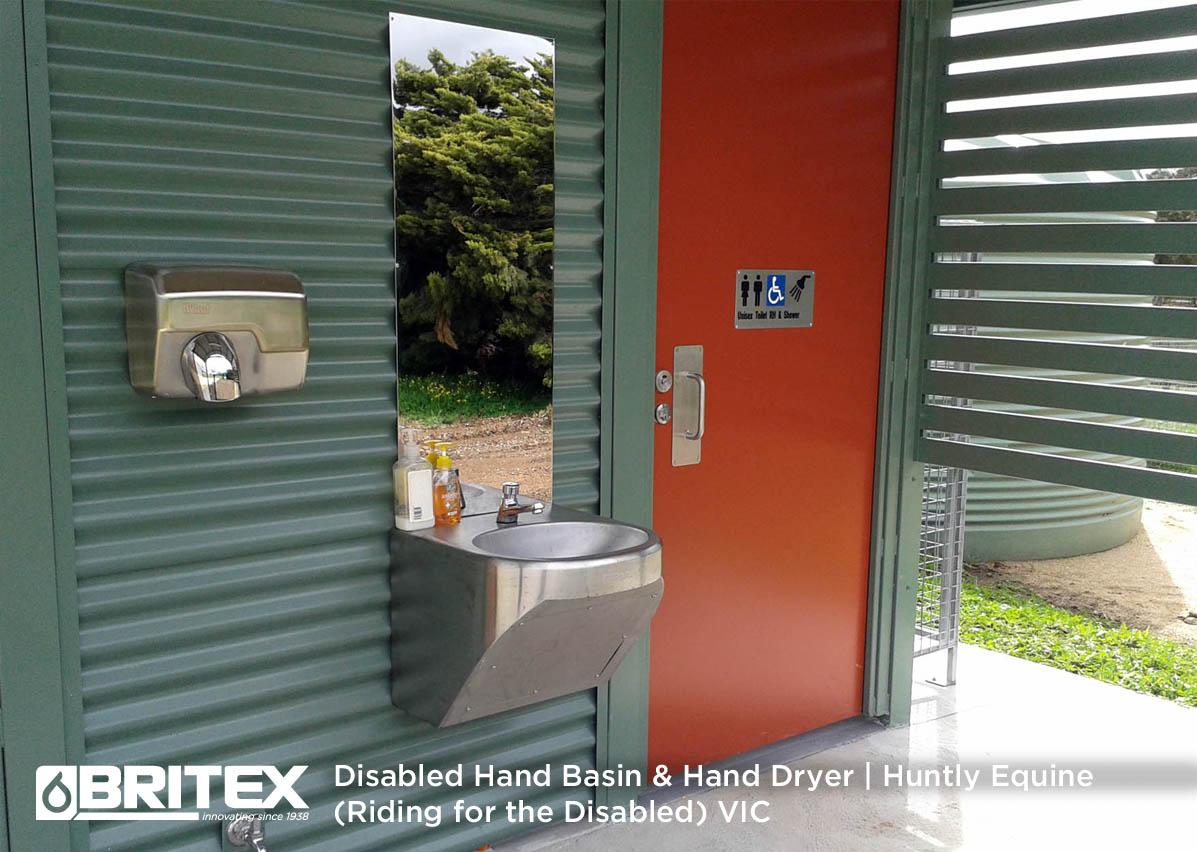 Disabled Hand Basin