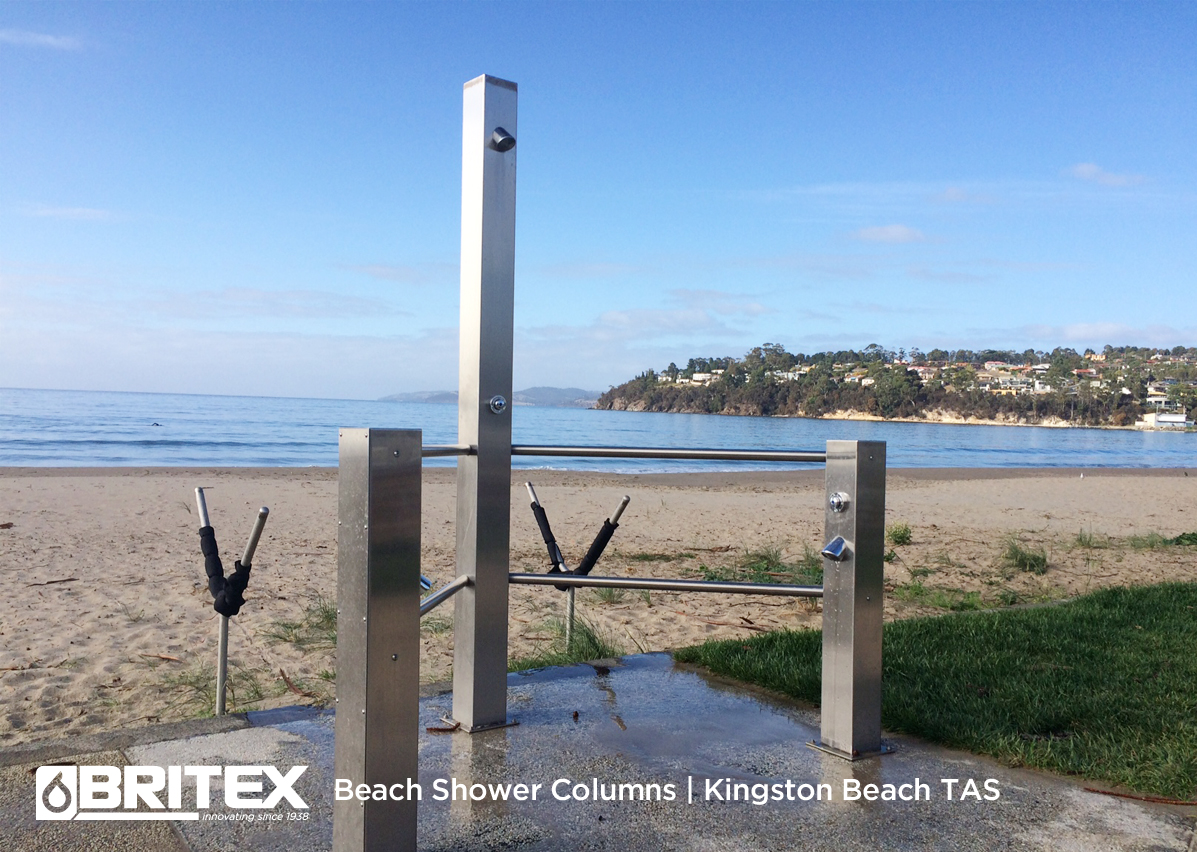 Beach Showers