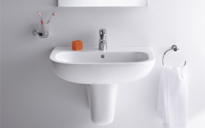 Benefits of the wall mounted basin