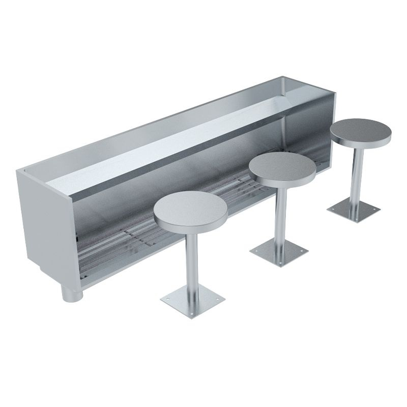 Britex TWUDU the only accredited foot wash trough in the USA