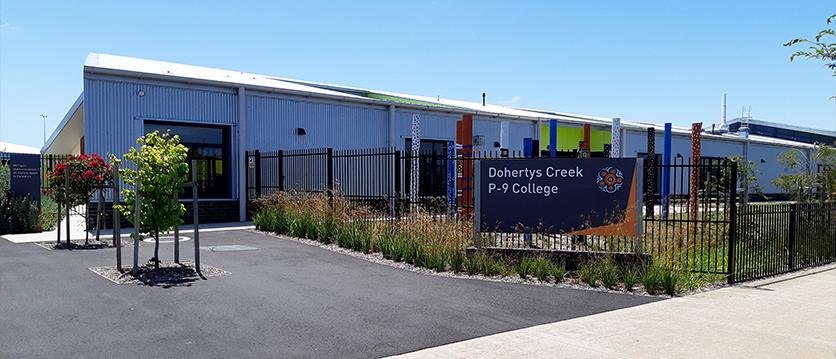Dohertys Creek P-9 College