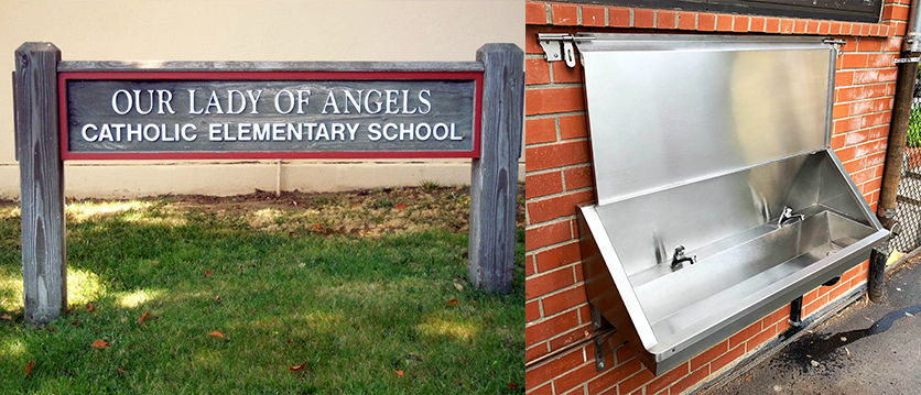 Our Lady of Angels Elementary School USA