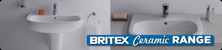 Britex ceramic range