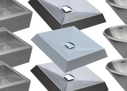 Britex Designer Hand Basins