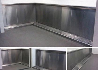 Britex Sanistep Urinals Installed In MCG Redevelopment