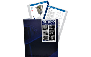 Britex Specification Binder